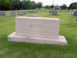 Ella Virginia <I>Dixon</I> Apple