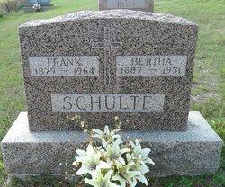 Schulte frank Frank Schulte