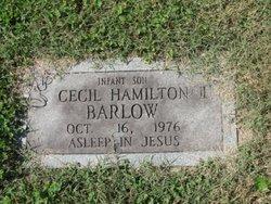 Cecil Hamilton Barlow, II