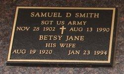 Betsy Jane Smith