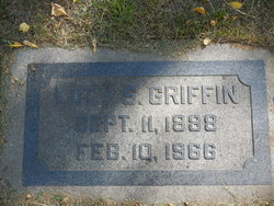 Lucy Alice <I>Sexton</I> Griffin