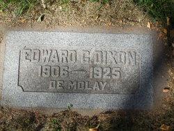Edward Dixon