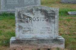 Elizabeth <I>Umlauf</I> Brosius