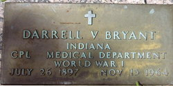 Corp Darrell Victor Bryant