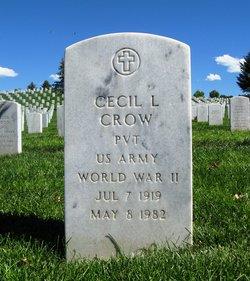 Cecil Lionel Crow