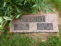 Isaac A Wright