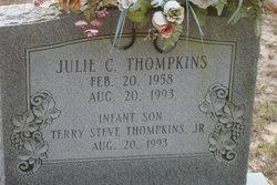 Terry Steve Thompkins, Jr