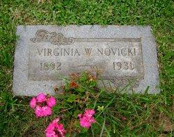 Virginia <I>Wojciehowski</I> Novicki