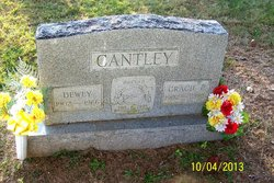 Gracie Pearl <I>Miller</I> Cantley