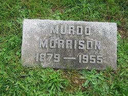 Murdo Matheson Morrison