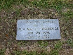 Jasper Braston Warren