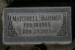 Marshall Ernest Harmer