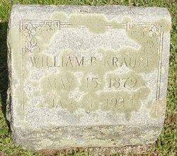 William Bert Krause