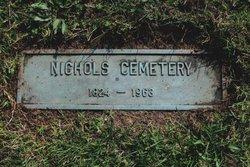 Nichols Cemetery (Defunct)