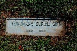 Heinzmann Burial Site