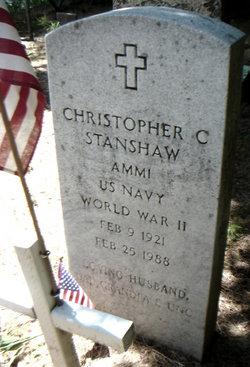 Christopher C Stanshaw, Jr