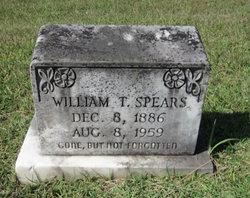 William T Spears