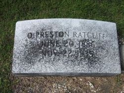 Preston Ratcliff