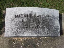 Naomi Ratcliff