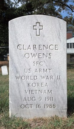 Clarence Owens