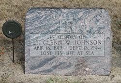 Lieut Glenn W. Johnson