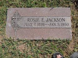 Rosa Elizabeth <I>Slape</I> Jackson