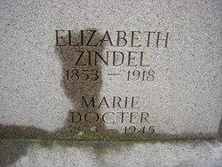 Elizabeth Zindel