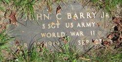 SSGT John C. Barry Jr.