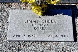 Jimmy Cheek
