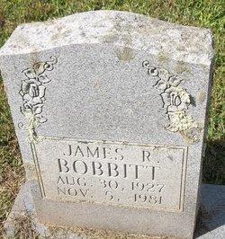 James R Bobbitt