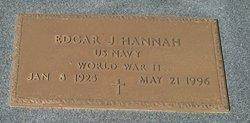 Edgar J. Hannah