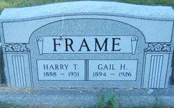 Gail <I>Hickenboatom</I> Frame