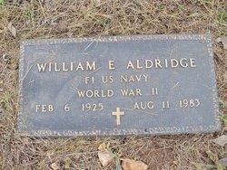 William E. Aldridge