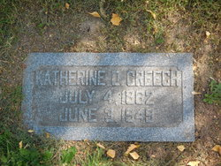 Katherine <I>Donovan</I> Creech