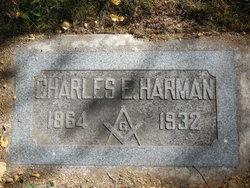 Charles Ellsworth Harman