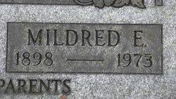 Mildred Elizabeth <I>Mounts</I> Franz
