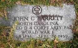 John Clarence Barrett