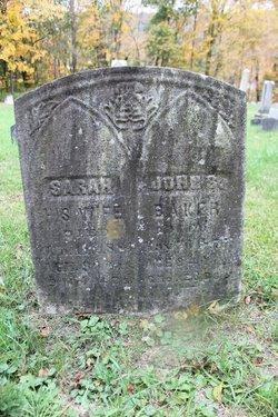 Sarah <I>Olds</I> Baker