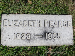 Elizabeth <I>Owens</I> Pearce