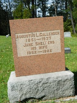 Augustus L. Callender