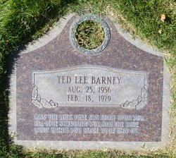 Ted Lee Barney