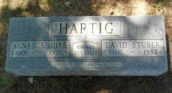 Agnes <I>Squire</I> Hartig