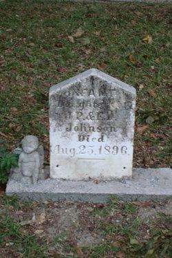 Infant Daughter Johnson