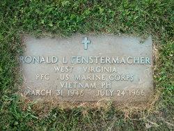"PFC Ronald Lee ""Fence"" Fenstermacher"