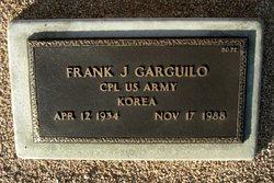 Frank J Garguilo