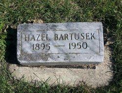 Hazel E <I>Baker</I> Bartusek
