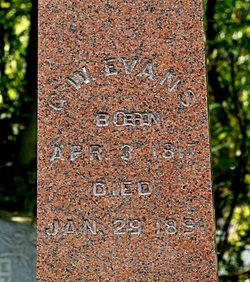 George Washington Evans