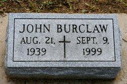 John J. Burclaw