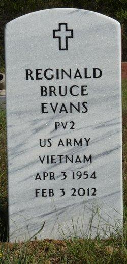 Reginald Bruce Evans