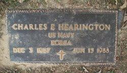 Charles Edwin Hearington